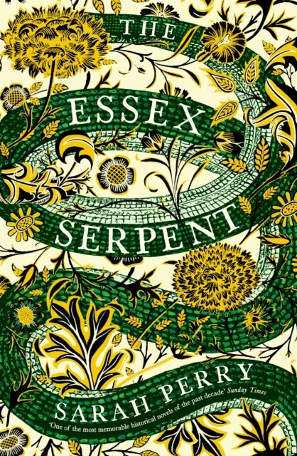September 2017 – The Essex Serpent by Sarah Perry