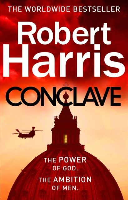 August 2017 – Conclave by Robert Harris