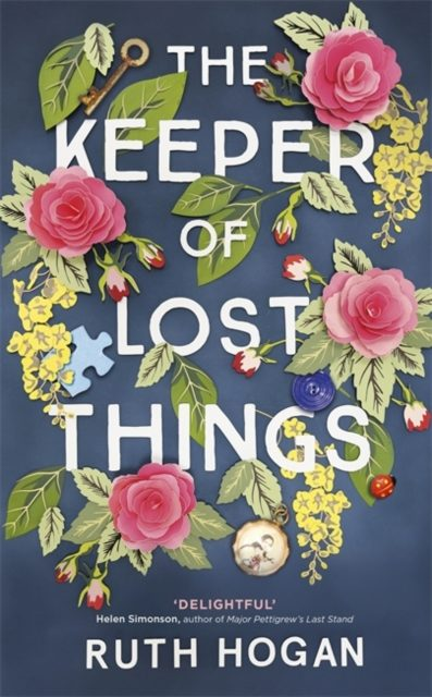 March 2018 – The Keeper of Lost Things by Ruth Hogan