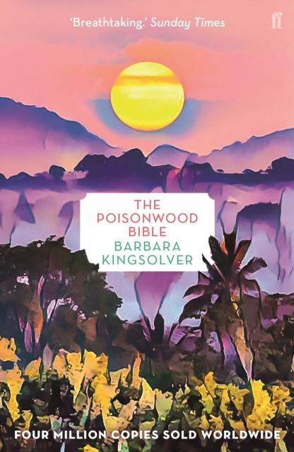 April 2018 – The Poisonwood Bible by Barbara Kingsolver