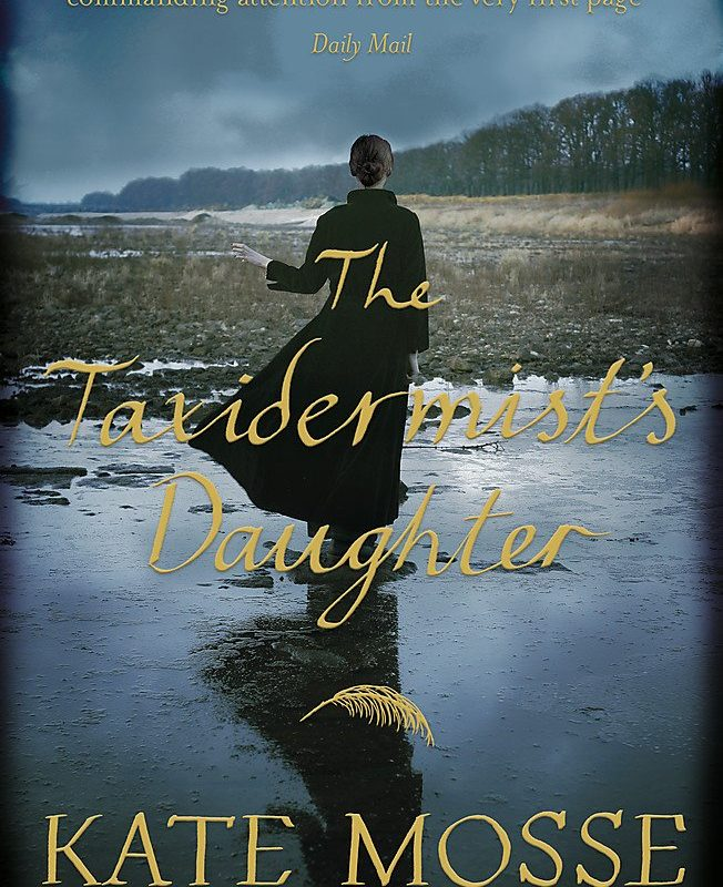 June 2018 – The Taxidermist's Daughter